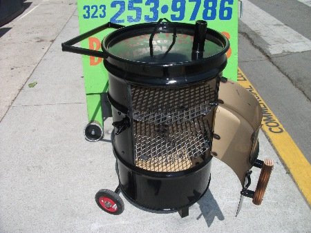 sku#21 new 30gal smoker and bbq grill combo, call to see if we have it in stock (51105369)-custom-vertical
