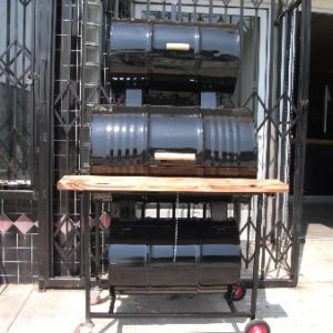 sku5-tripple-smoker-1-30-gal.-barrel-on-top-1-30-gal.-barrel-on-the-bottom.-Good-for-comerical-use-or-large-gathering-price-only-code-09309754-custom-3