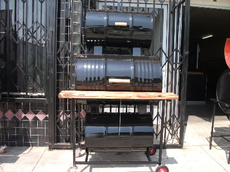 pit city pits bbq grills single barrel bbq grills. Black Bedroom Furniture Sets. Home Design Ideas