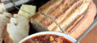 Brunswick Stew (Brisket & Pulled Pork)