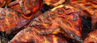 Perfect Barbecued Chicken